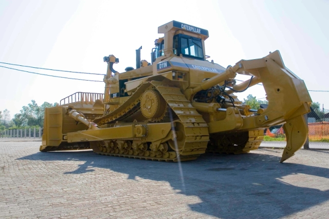 Caterpillar Dozer D 11 N-SOLD