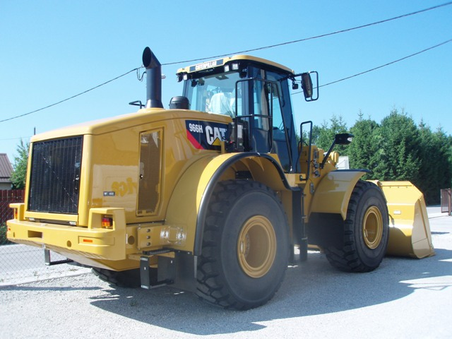 Caterpillar Wheel Loaders 966 H!!!SOLD!!!
